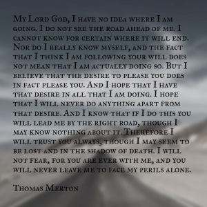 Merton Prayer_2_road
